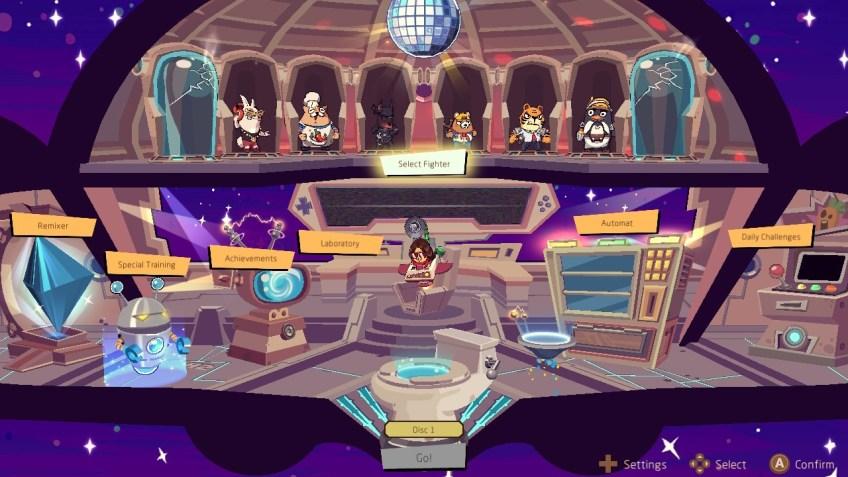 Rhythm Fighter screenshot 3