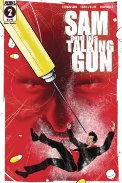Sam and his Talking Gun 2 cover