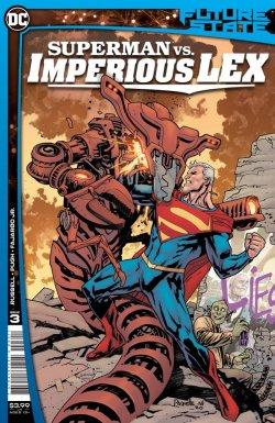 Future State: Superman vs. Imperious Lex 3 cover