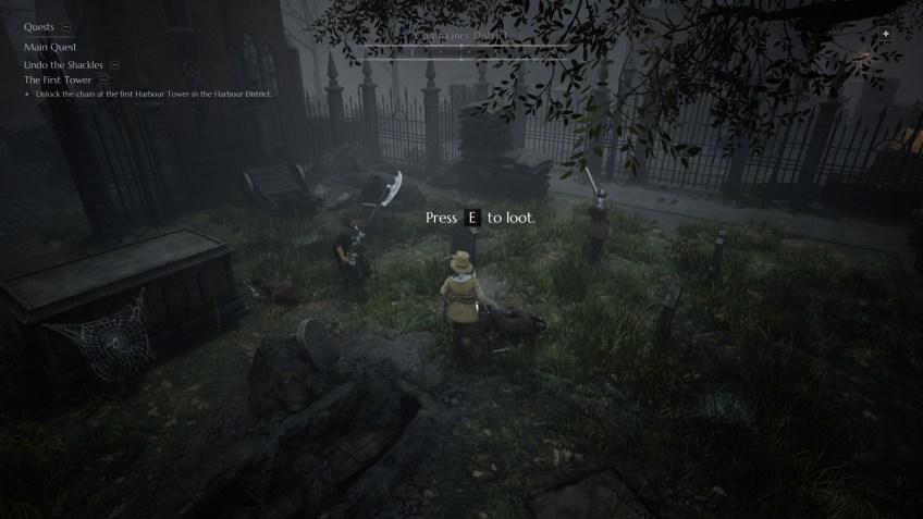Black Legend art screenshot 4