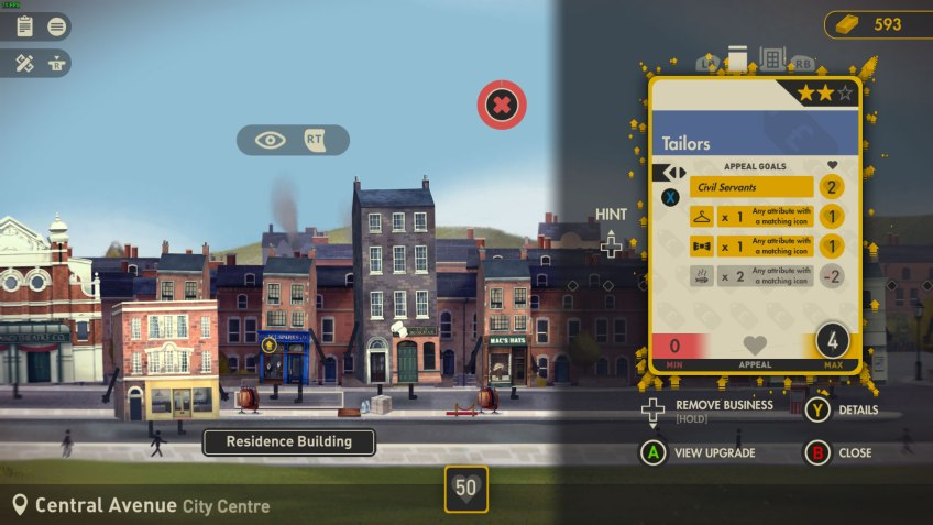 Buildings Have Feelings Too! screenshot 2