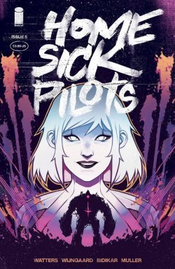 Sick Pilots 5 cover