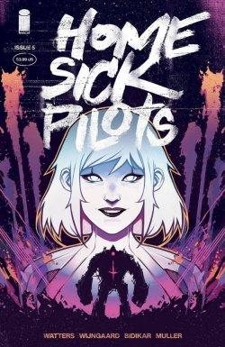 Sick Pilots 5 cover