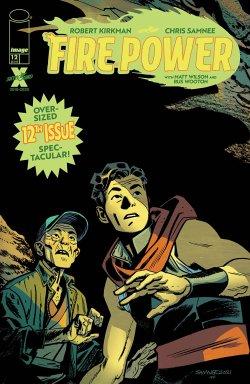 Fire Power By Kirkman & Samnee #12 comic cover