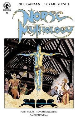 Norse Mythology II #1 cover image