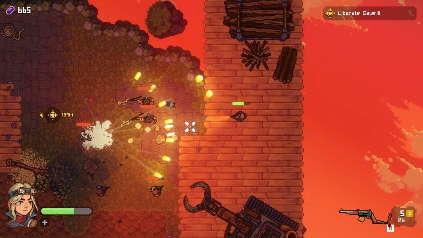 Black Skylands screenshot 4