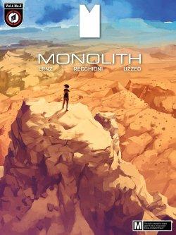 Monolith comicbook cover