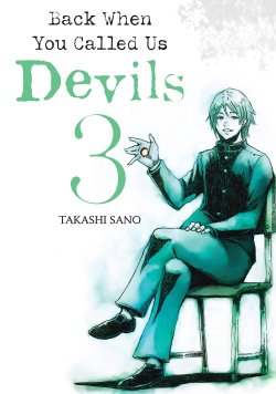 Back When You Called Us Devils Vol. 3 comic book cover