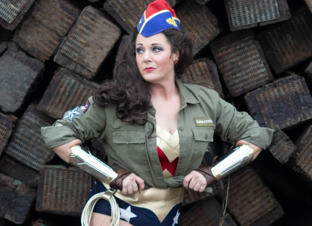 DFW Wonder Woman WWII feature image