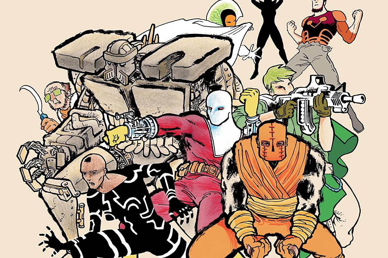 Copra comicbook feature image