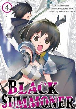 Black Summoner manga cover