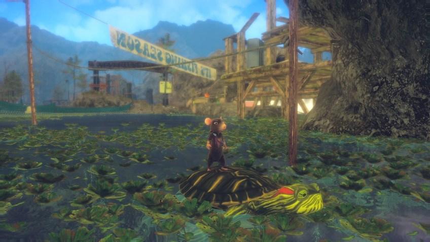 A Rat's Quest Screenshot 1