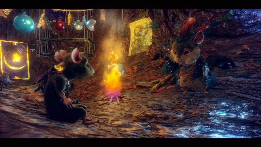 A Rat's Quest Screenshot 3
