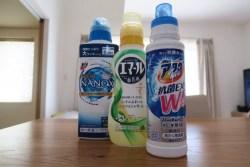 合成洗剤が「悪」で、ナチュラル系が「善」でしょうか?ふ