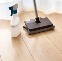 茂木和哉一押し!フローリングの拭き掃除法!