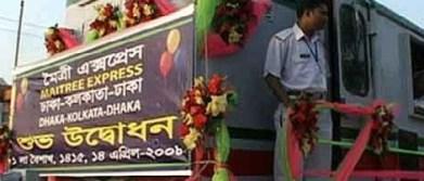 Maitree Express Kolkata to Dhaka Train Service
