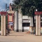 Khagrachari municipality Gate