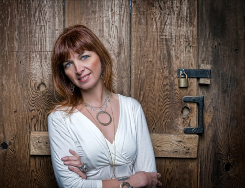 Sonja Picard, Yogini, Artist and Jewelry Designer