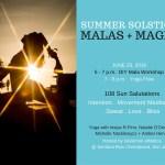 Summer Solstice Malas & Magic