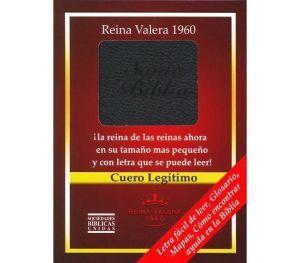 Biblia Reina Valera de bolsillo RV