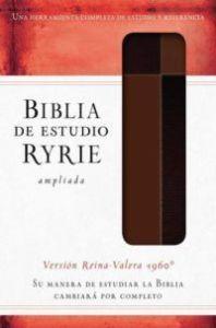 Biblia de estudio Ryrie
