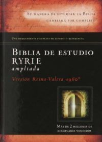 Biblia de estudio Reyrie