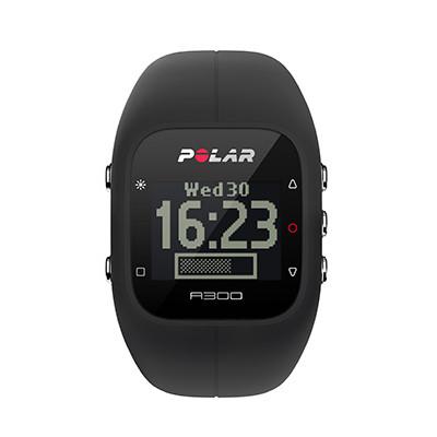 Polar A300 不帶心率傳感器 黑色 香港行貨 - 運動手錶 - 穿戴式裝置 - 友和 YOHO - O2O購物