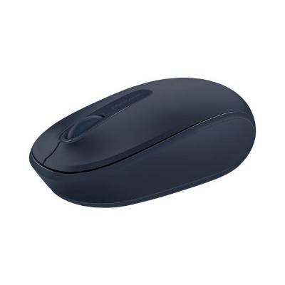 微軟 Microsoft 無線行動滑鼠 1850 深藍色 香港行貨 - 滑鼠 - 電腦週邊 - 電腦 - 友和 YOHO