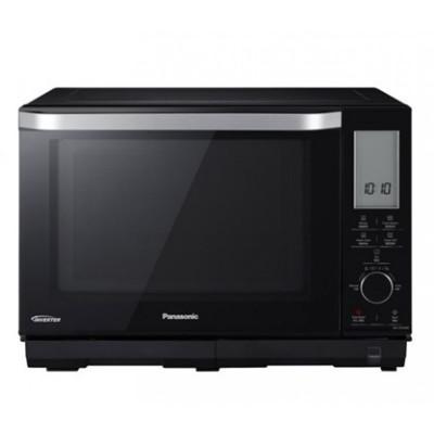 樂聲 Panasonic NN-DS596B 變頻式蒸氣烤焗微波爐 (27公升) 香港行貨 - 蒸焗爐 - 廚房電器 - 家庭電器 - 友和 YOHO