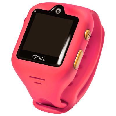 Doki Watch S 兒童智能電子手錶 桃紅色 香港行貨 - 兒童智能手錶 - 穿戴式裝置 - 電子產品 - 友和 YOHO - 網購電器及 ...