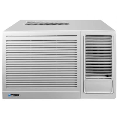 約克 York YC24GB 淨冷窗口式冷氣機 2.5匹 香港行貨 - 冷氣機 - 大型家電 - 家庭電器 - 友和 YOHO