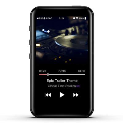 FiiO M6 無損音樂播放器 黑色 香港行貨