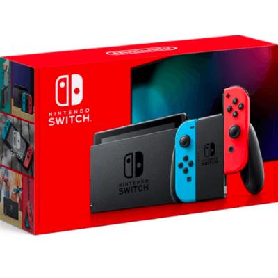 任天堂 Nintendo Switch 電池持續時間加長版遊戲主機 紅藍色 香港行貨 - 遊戲機 - 休閑娛樂 - 電子產品 - 友和 YOHO ...