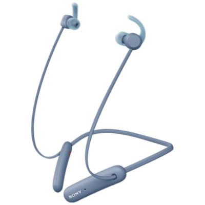 Sony WI-SP510 防水運動入耳式藍牙耳機 藍色 香港行貨 - 耳機 - 休閑娛樂 - 電子產品 - 友和 YOHO - 網購電器及電子產品