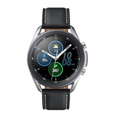 三星 Samsung Galaxy Watch 3 Stainless BT (45mm) 亮光銀 SM-R840NZSAASA 香港行貨 - 智能手錶 - 穿戴式裝置 - 電子產品 - 友和 YOHO