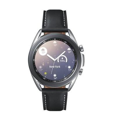 三星 Samsung Galaxy Watch 3 Stainless BT (41mm) 亮光銀 SM-R850NZSAASA 香港行貨 - 智能手錶 - 穿戴式裝置 - 電子產品 - 友和 YOHO