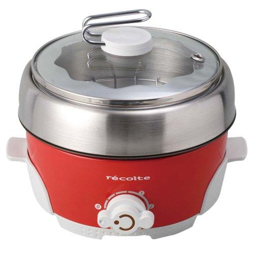 récolte 日式小電鍋 esprit 香港行貨 - 其它廚房電器 - 廚房電器 - 家庭電器 - 友和 YOHO - 網購電器及電子產品