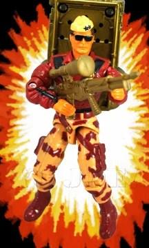 General Hawk (v2) G.I. Joe Action Figure - YoJoe Archive