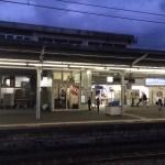 JR大牟田駅ホーム
