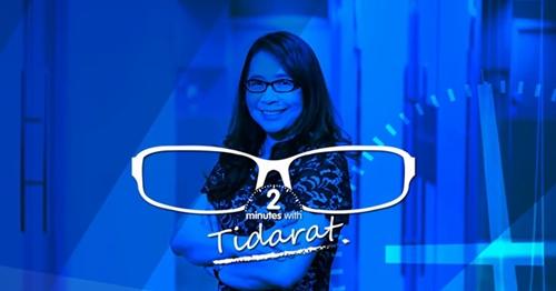 2 นาที กับ HR น่ารู้ ชวนติดตาม 2 Minutes with Tidarat กับ Adecco Thailand