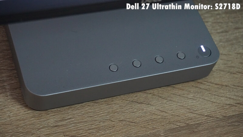 Dell 27 Ultrathin Monitor S2718D review