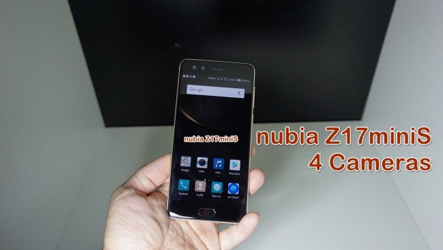 nubia Z17miniS