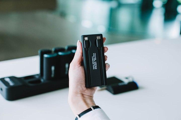แบตเตอรี่สำรอง iPowergo - Power Bank Combo for family Set