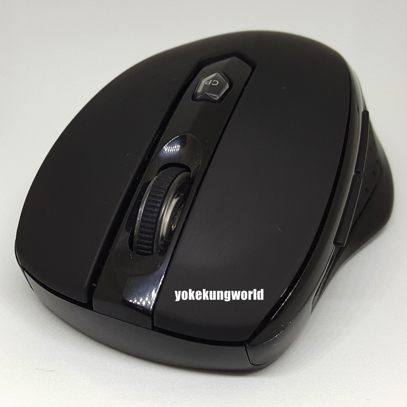 Eastern Times D-09 2.4G Wireless Optical Mouse