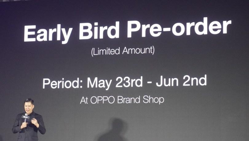 OPPO Reno Series pre-order