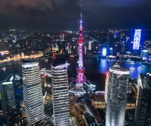 HUAWEI Mate 30 Pro Night Mode Shanghai