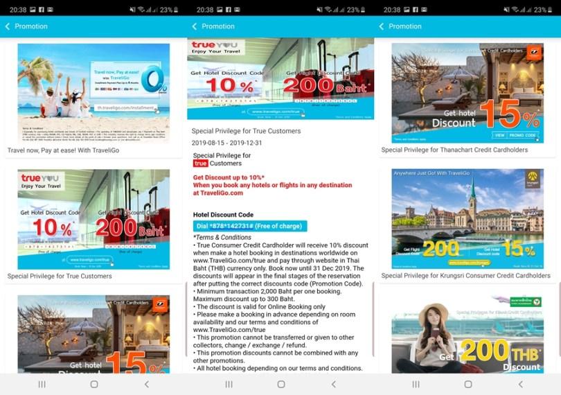 promotion traveligo
