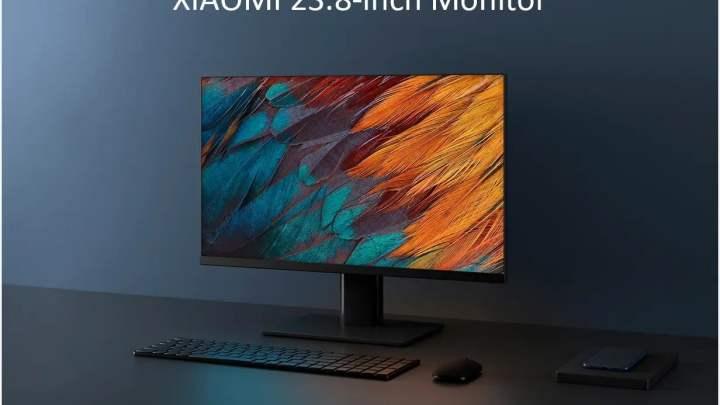 ว้าวมากๆ จอคอม Xiaomi Mi Monitor 23.8 นิ้ว Full HD (1920×1080) ราคา 3 พันต้นๆ