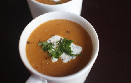 野菜たっぷりスープで迎える新しい年