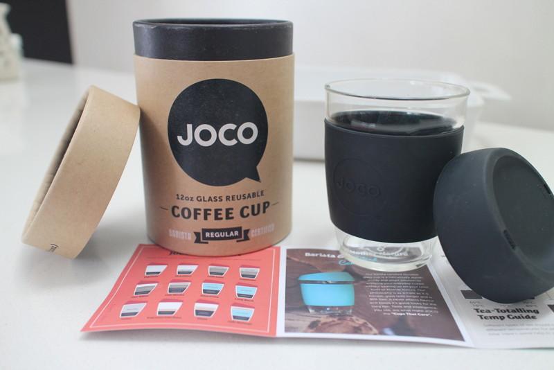 お気に入りのコーヒートラベルマグカプJOCO